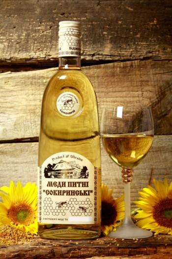 Квітковий мед на березовому соці
